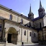 Fotos de Bamberg, portico de la Catedral
