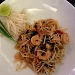 Fotos de Bangkok. Qué comer, pad thai