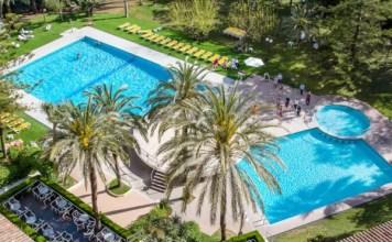 Fotos de Benicasim, piscina hotel Intur Orange