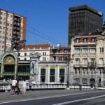 Fotos de Bilbao, antigua estacion de tren