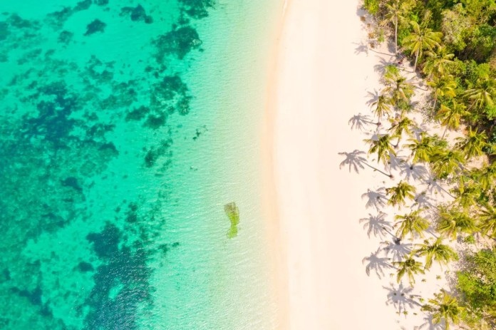 Fotos de Boracay en Filipinas, White Beach
