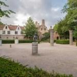 Fotos de Brujas en Flandes, Arenthuis y sus jardines