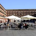 Fotos de Córdoba, plaza de la Corredera