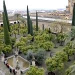 Fotos de Córdoba, vistas del patio de los naranjos