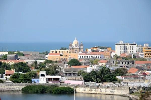 Fotos de Cartagena de Indias, panoramica