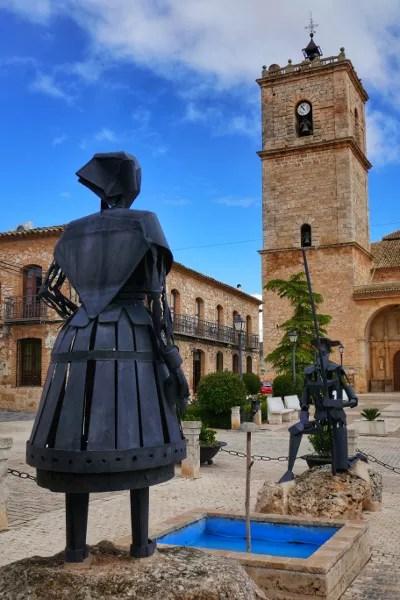 Fotos de Castilla La Mancha, Dulcinea del Toboso