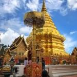 Fotos de Chiang Mai en Tailandia, Pau en Doi Suthep