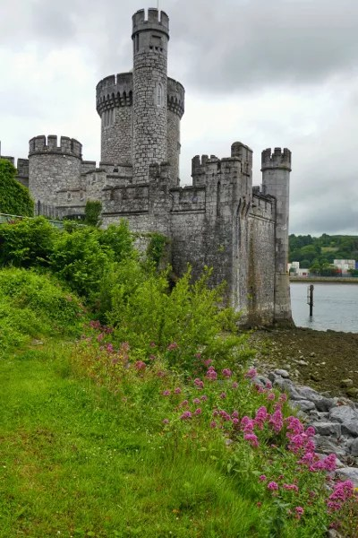 Fotos de Cork en Irlanda, Blackrock Castle