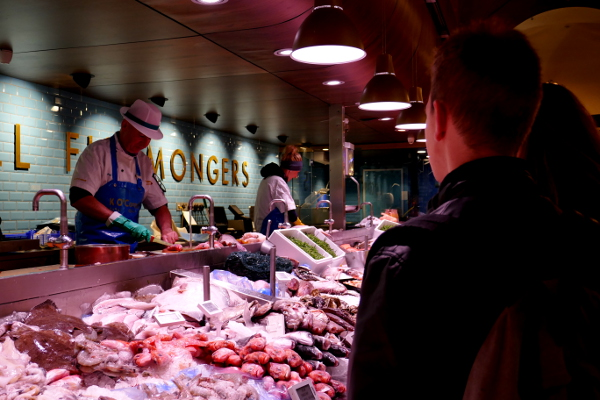 Fotos de Cork en Irlanda, English Market