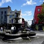 Fotos de Cork en Irlanda, calles comerciales