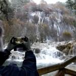 Fotos de Cuenca, Avistu Nacimiento del Rio Cuervo
