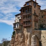 Fotos de Cuenca, Casas Colgadas vertical