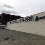 Fotos de Cuenca, estación del AVE Fernando Zobel