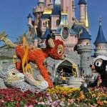 Fotos de Disneyland Paris, bambi