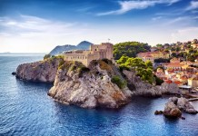 Fotos de Dubrovnik en Croacia, Fortaleza de San Lorenzo