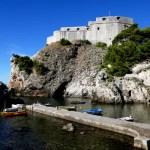 Fotos de Dubrovnik en Croacia, Fuerte Lovrijenac
