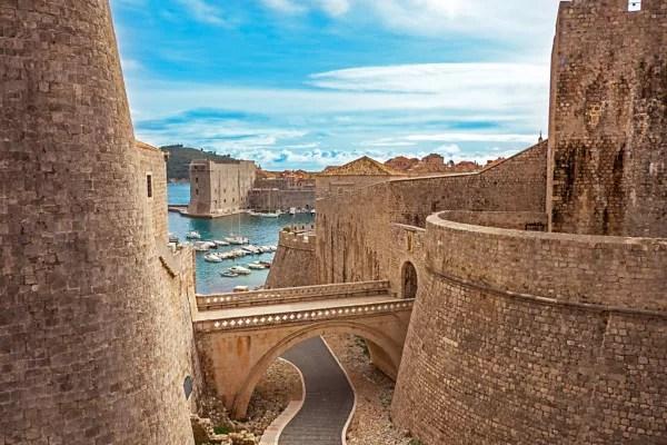Fotos de Dubrovnik en Croacia, escenarios de Juego de Tronos
