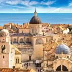 Fotos de Dubrovnik en Croacia, vista panoramica de la Ciudad Vieja