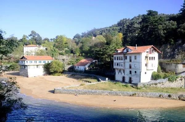 Fotos de Euskadi. Lekeitio, ría