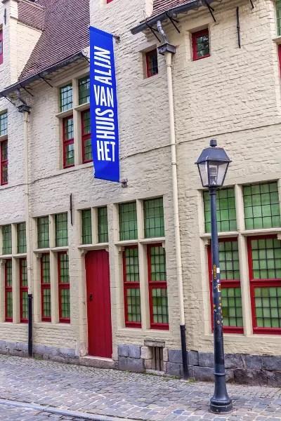 Fotos de Gante en Flandes, Huis van Alijn