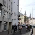Fotos de Gante en Flandes, bicis