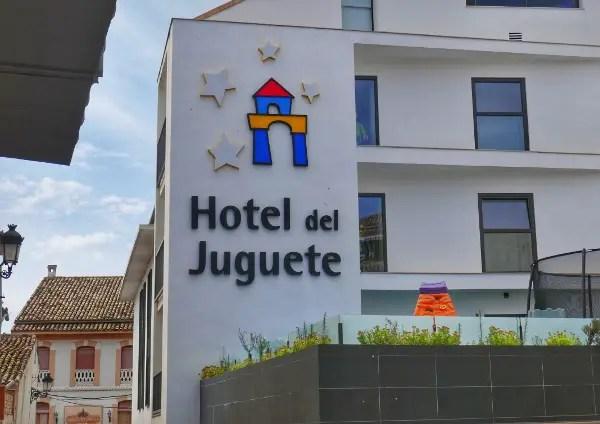 Fotos de Ibi, Hotel del Juguete