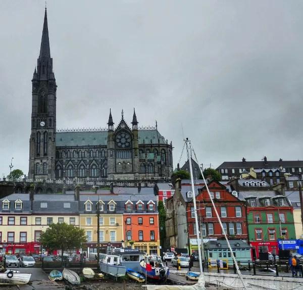 Fotos de Irlanda, Cobh