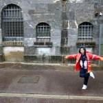 Fotos de Irlanda, Teo en la Isla de Spike