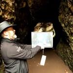 Fotos de Irlanda del Norte, cueva de Cushendun