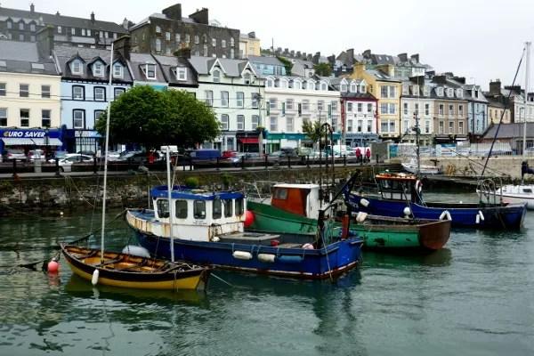 Fotos de Irlanda, puerto de Cobh