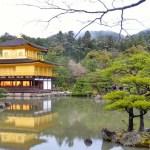 Fotos de Kioto en Japon, pabellon dorado