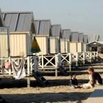 Fotos de La Haya, niños jugando en playas de Kijkduin