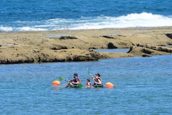 Fotos de Las Palmas de Gran Canaria, Kayak Vero y Oriol