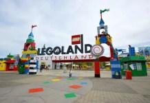 Fotos de Legoland Alemania, entrada principal