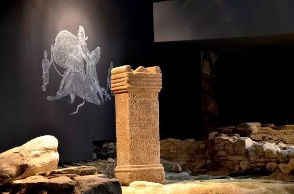 Fotos de Lugo, interior Templo de Mitra