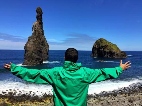 Fotos de Madeira, Pau en Ribeira da Janela