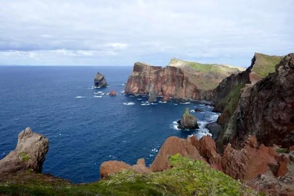 Fotos de Madeira, Punta de San Lorenzo