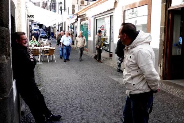 Fotos de Madeira, Zona Velha de Funchal