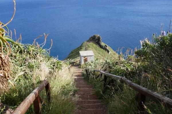 Fotos de Madeira en Portugal, Cabo Girao