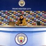 Fotos de Manchester, Pau sala de prensa Manchester City