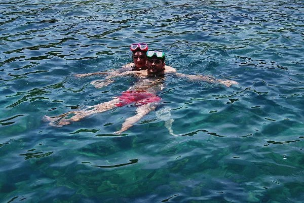 Fotos de Nha Trang en Vietnam, snorkel
