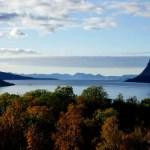 Fotos de Noruega Artica, paisajes de Harstad