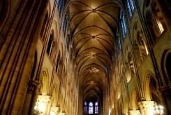 Fotos de Notre Dame de Paris, interior