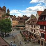 Fotos de Nuremberg, plaza