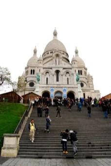 Fotos de Paris, Basilica del Sacre-Coeur