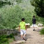 Fotos de Pirineo de Lleida, Teo y Oriol en Aiguestortes