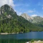 Fotos de Pirineo de Lleida, Vero, Teo y Oriol en Aiguestortes