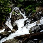 Fotos de Pirineo de Lleida, cascada de la Ratera en Aiguestortes