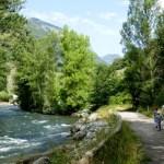 Fotos de Pirineo de Lleida,Vero, Teo y Oriol Escalo rio