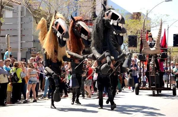 Fotos de Platja d'Aro, Cavalls de Menorca